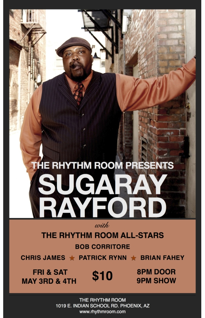 Sugaray Rayford 2