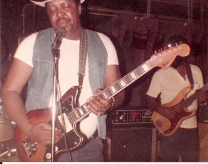 Magic Slim Early 1980s
