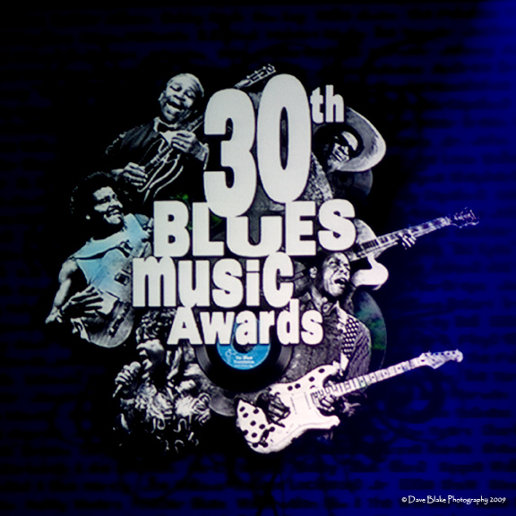 2009BluesMusicAwards1