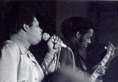 Big Voice et Jimmy Dawkins