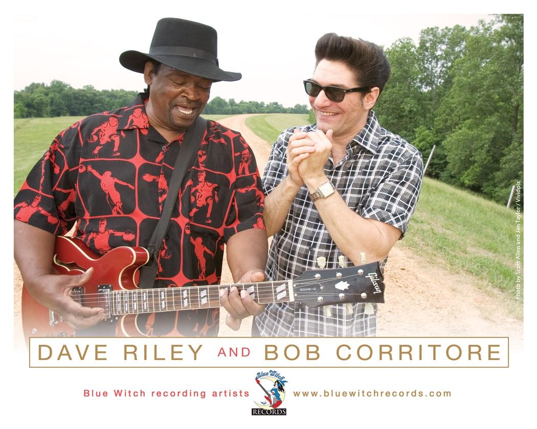 Dave Riley Amp Bob Corritore Photos Bob Corritore