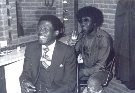 Phil Guy et Junior Wells