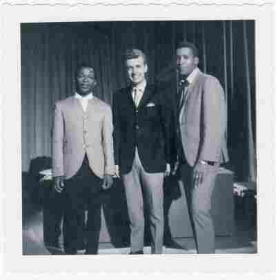 Roosevelt Nettles With Pat McMahon & Mel Carter