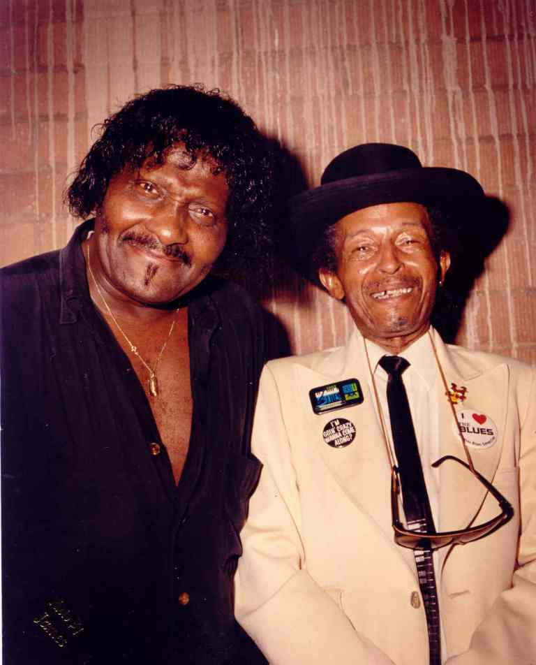 Albert Collins & Chico Chism