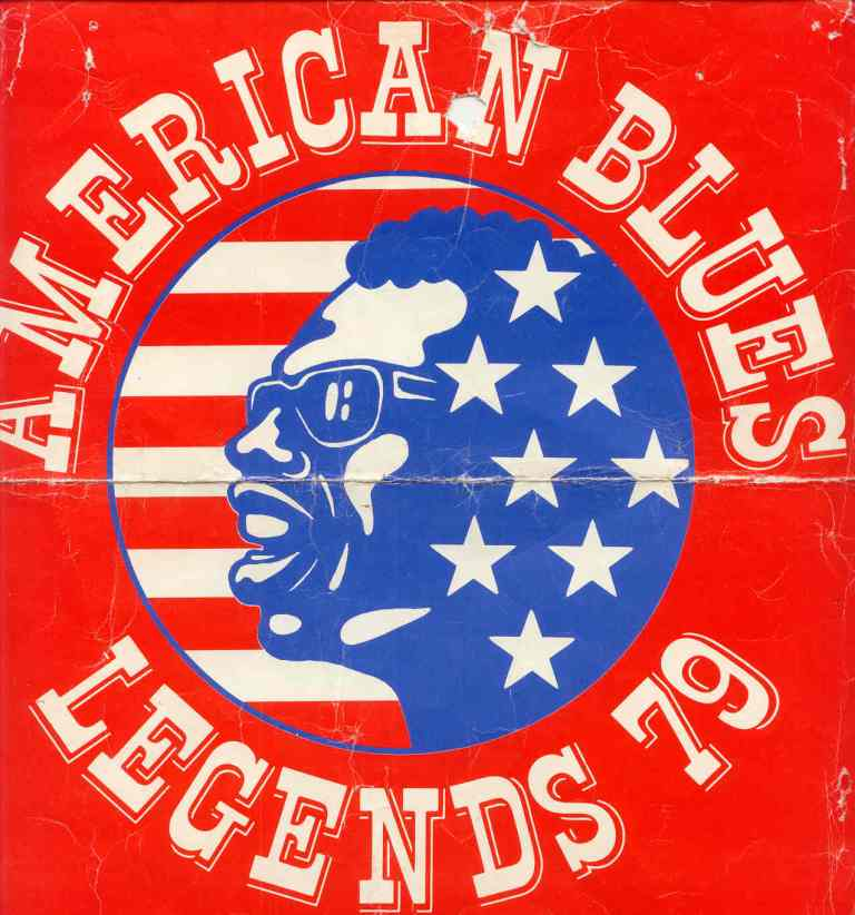American Blues Legends 1979