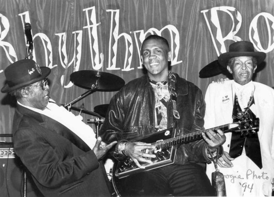 Bo Didley & Chico at RR
