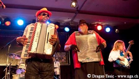 C.J. Chenier and The Red Hot Louisiana Band9151