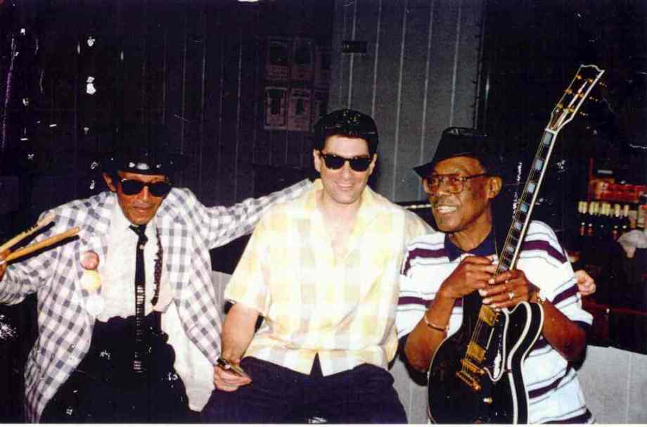 Chico, Bob & Jimmy Rogers