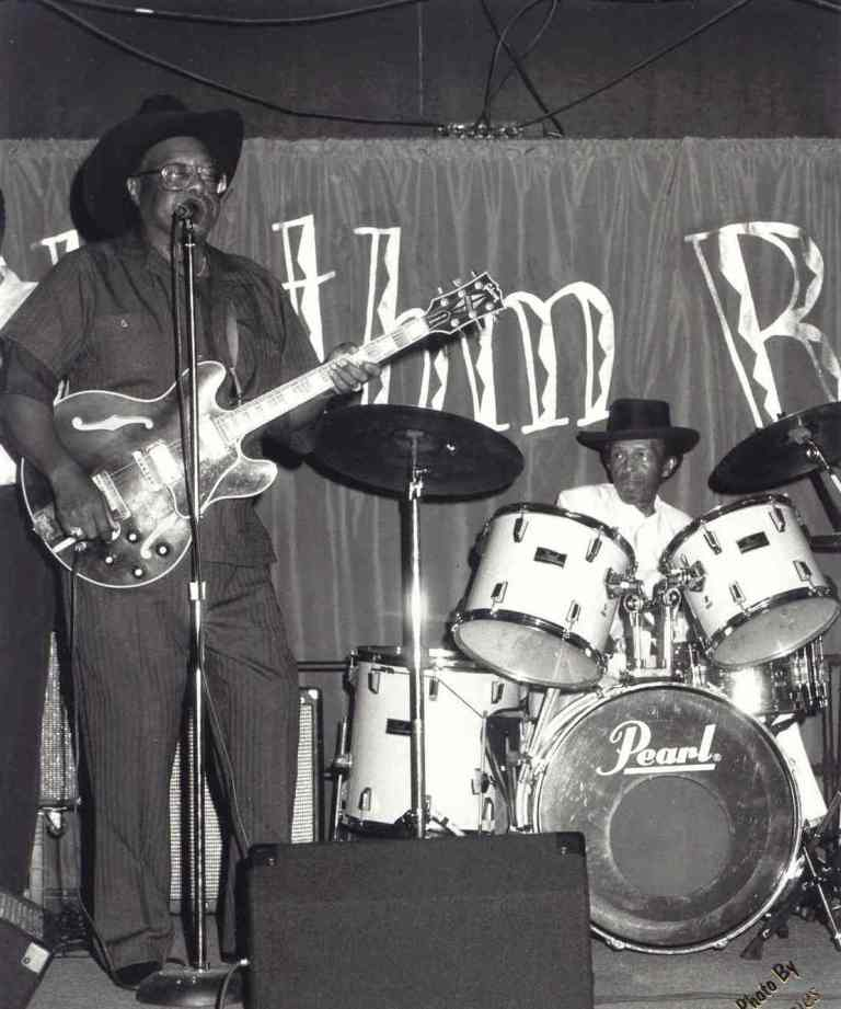Chico & Jimmy Rogers