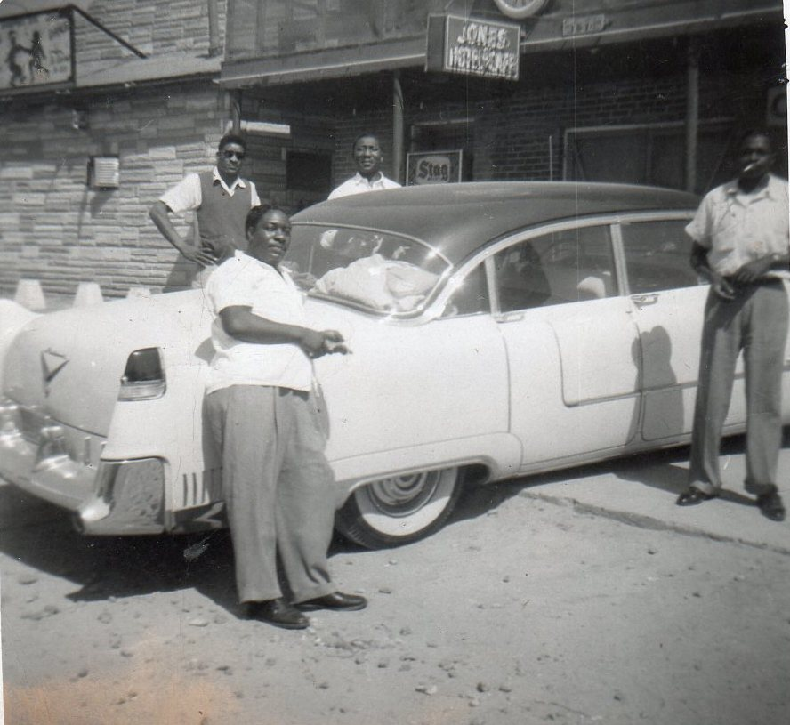 Historic Photos From Mud Morganfield Bob Corritore
